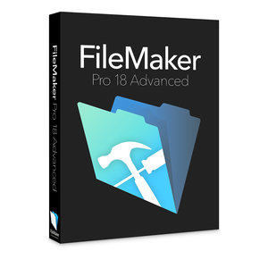 FileMaker Pro 18 Advanced WIN/MAC OP=OP