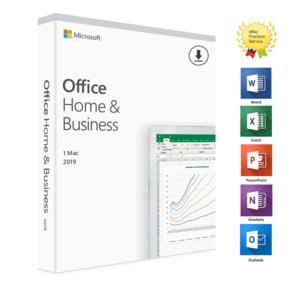 Microsoft Office Home and Business 2019, MAC